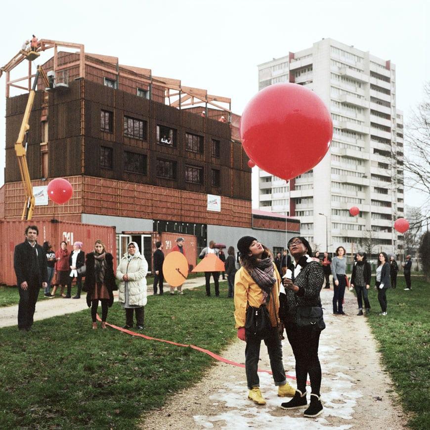 Ateliers Médicis Paris Encore Heureux French Pavilion Venice Architecture Biennale 2018