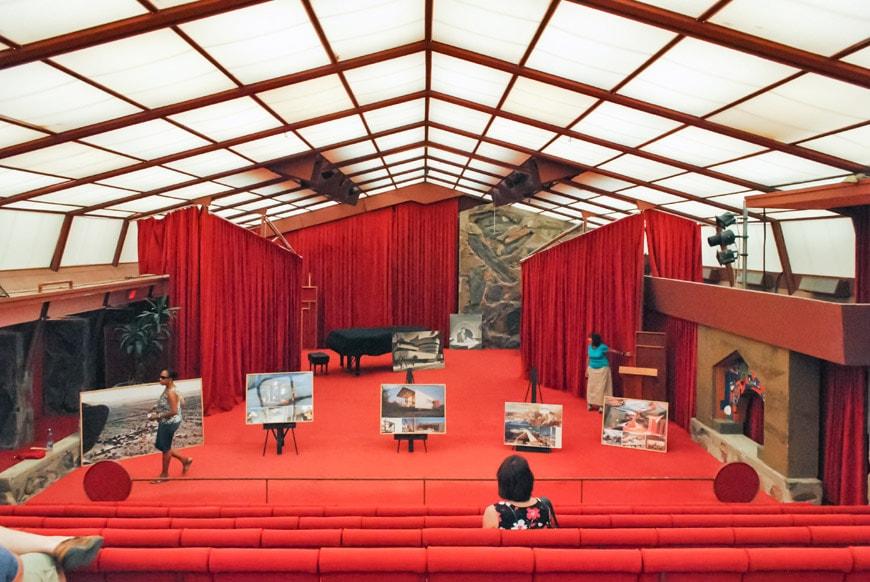 Frank-Lloyd-Wright-Taliesin-West-Music-Pavilion