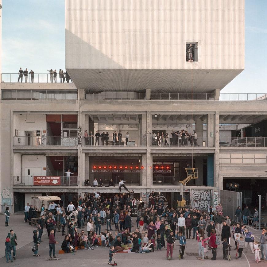 Friche Belle de Mai Marseille French Pavilion Venice Architecture Biennale 2018