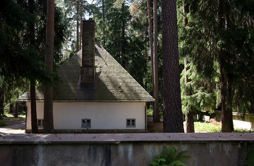 Gunnar Asplund Woodland Chapel Stockholm