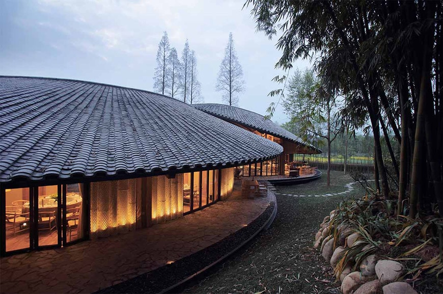 In Bamboo Archi-Union Architects China Pavilion Biennale Venezia Architettura 2018