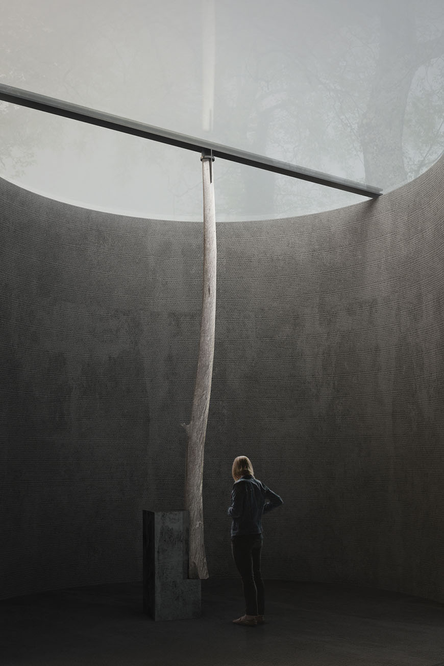 Smiljan Radic Clarke Vatican Chapels 2018 Venice Architecture Biennale 2