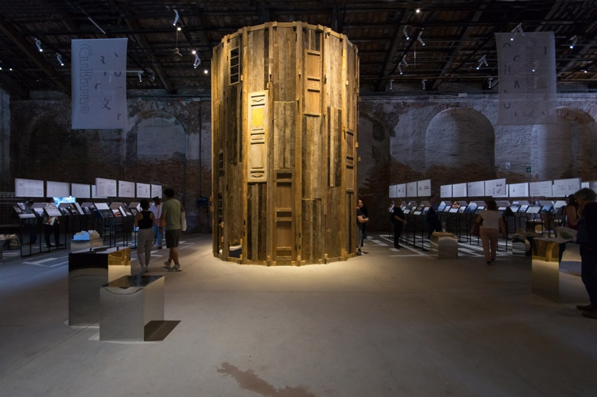 The China Pavilion exhibition at the 2018 Venice Architecture Biennale 06 Inexhibit