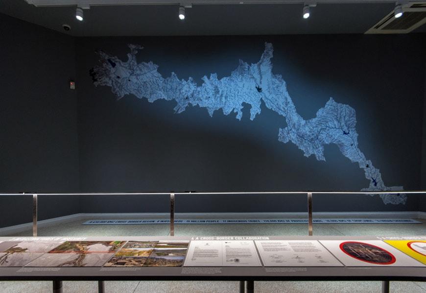 Padiglione Stati Uniti Biennale Venezia Architettura 2018 Estudio Teddy Cruz + Fonna Forman MEXUS