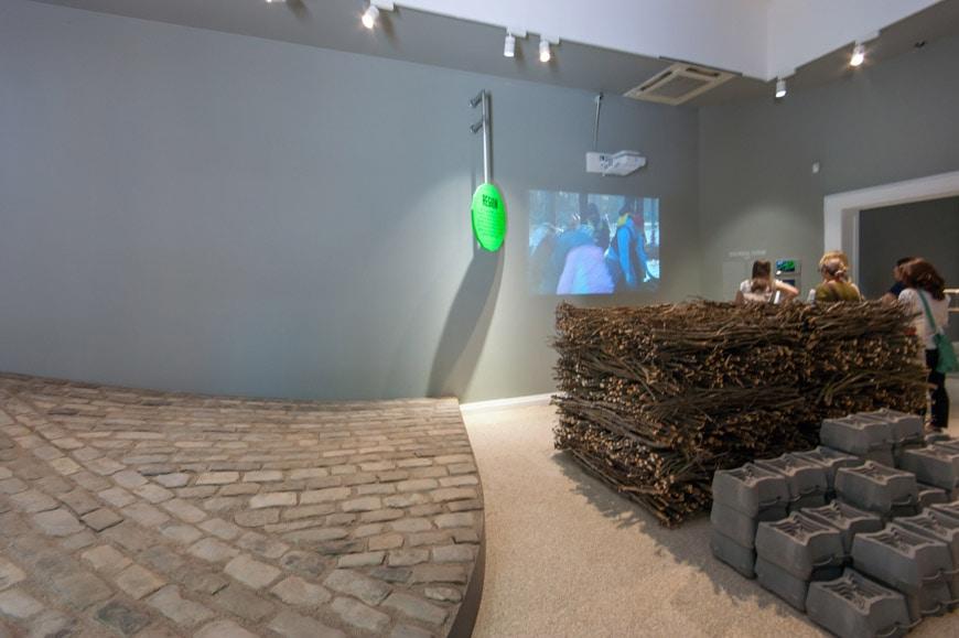 Padiglione Stati Uniti Biennale Venezia Architettura 2018 Studio Gang