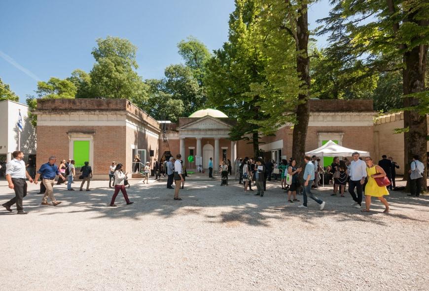 Padiglione Stati Uniti Biennale Venezia Architettura