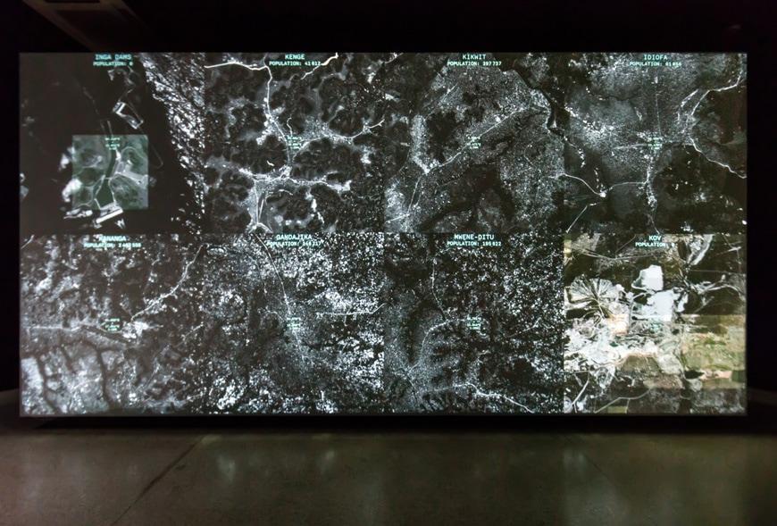Padiglione Stati Uniti Biennale Venezia Architettura 2018 Diller Scofidio Renfro installazione In sight