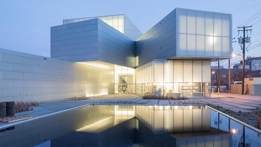 VCU Institute for Contemporary Art Richmond Virginia Steven Holl 01