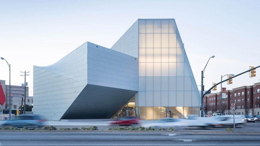 VCU Institute for Contemporary Art Richmond Virginia Steven Holl 02