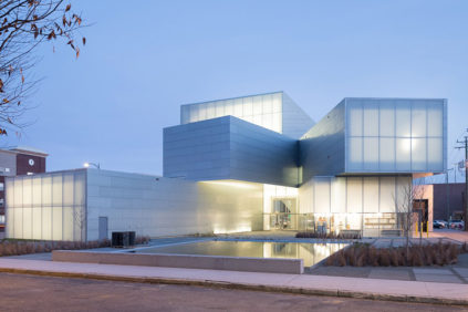 VCU Institute for Contemporary Art Richmond Virginia Steven Holl 03