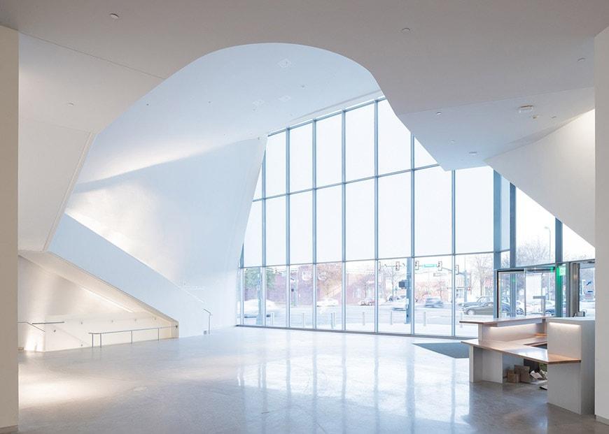 VCU Institute for Contemporary Art Richmond Virginia Steven Holl 04