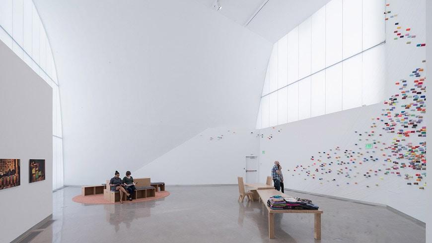 VCU Institute for Contemporary Art Richmond Virginia Steven Holl 09