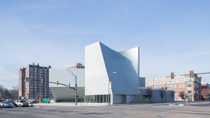 VCU Institute for Contemporary Art Richmond Virginia Steven Holl 10