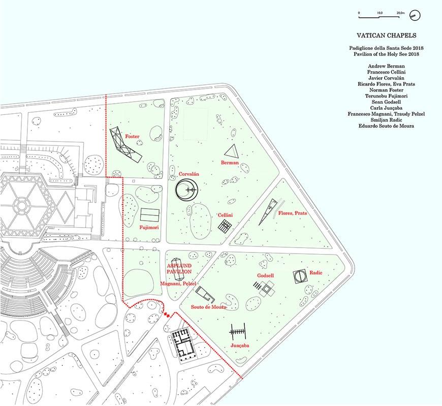 Vatican-Chapels-plan-2018-Venice-Architecture-Biennale