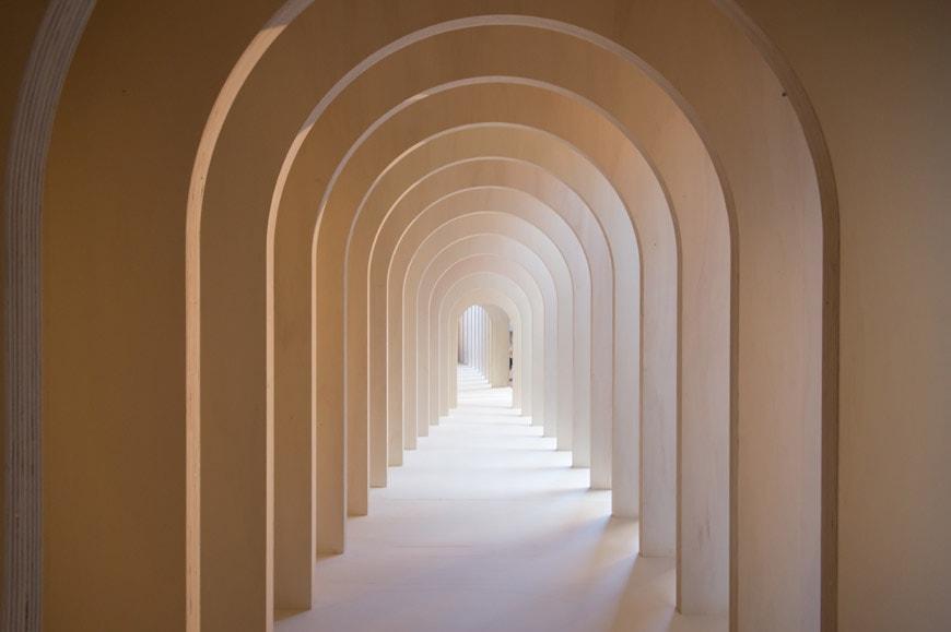 Alison Brooks Architects ReCast installation Arsenale 2018 Venice Architecture Biennale 2 Inexhibit