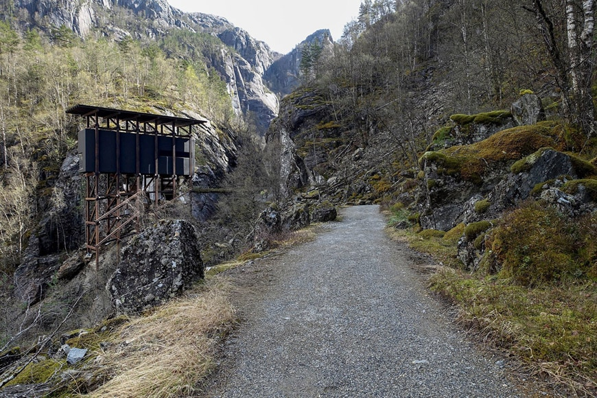 Allmannajuvet Zinc Mine Museum Norway Peter Zumthor 19