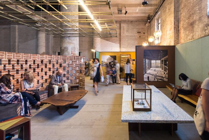 Case Design Avasara Academy installation Arsenale 2018 Venice Architecture Biennale Inexhibit 2