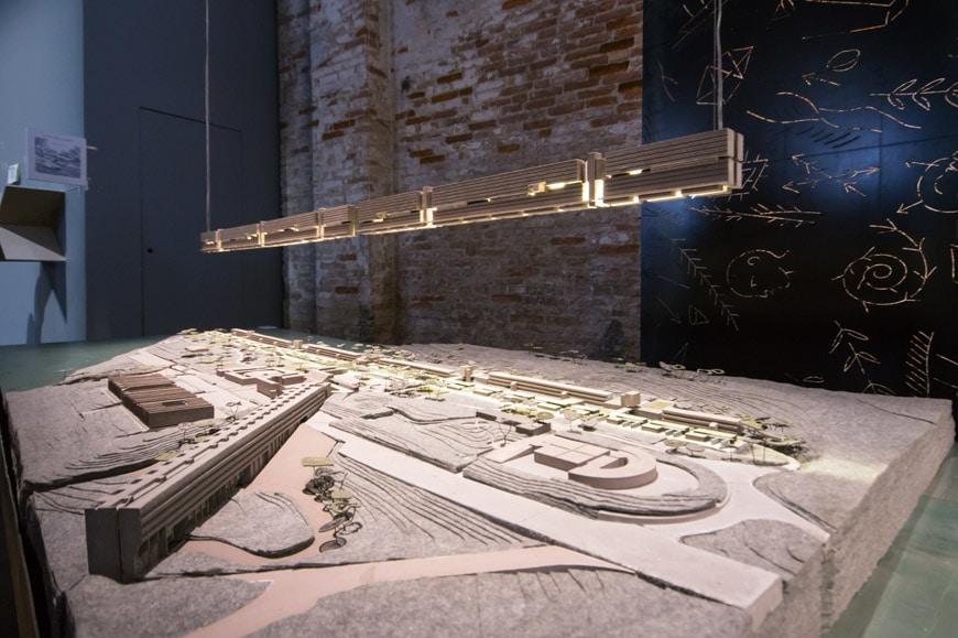 Corviale redevelopment Lura Peretti installation Arsenale 2018 Venice Architecture Biennale 1 Inexhibit