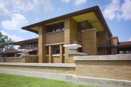 Darwin Martin House Frank Lloyd Wright Buffalo NY 01