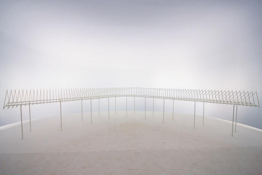 Dorte Mandrup Conditions installation Arsenale 2018 Venice Architecture Biennale 1 Inexhibit