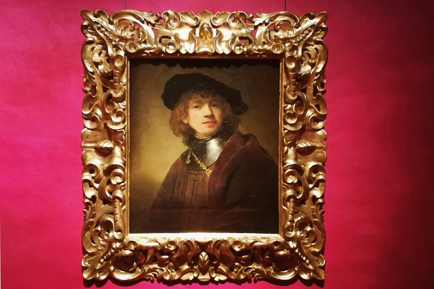 Florence-Uffizi-new-rooms-Rembrandt