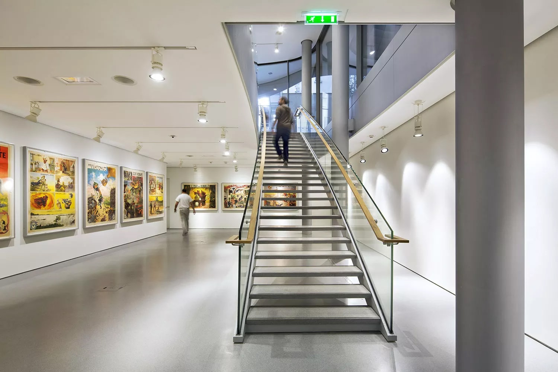 Fondation Jérôme Seydoux-Pathé Paris Renzo Piano 02