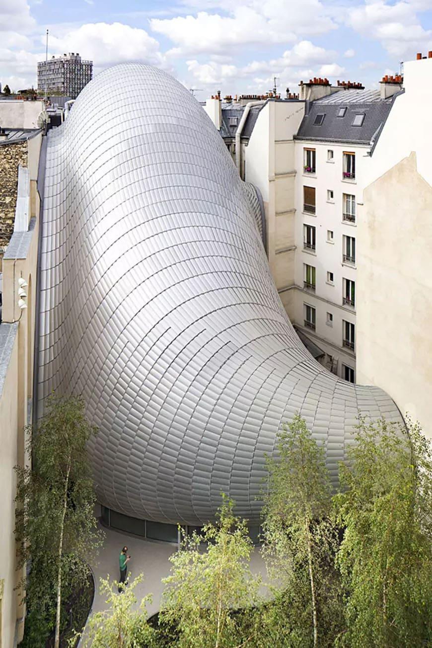 Fondation Jérôme Seydoux-Pathé Paris Renzo Piano 06