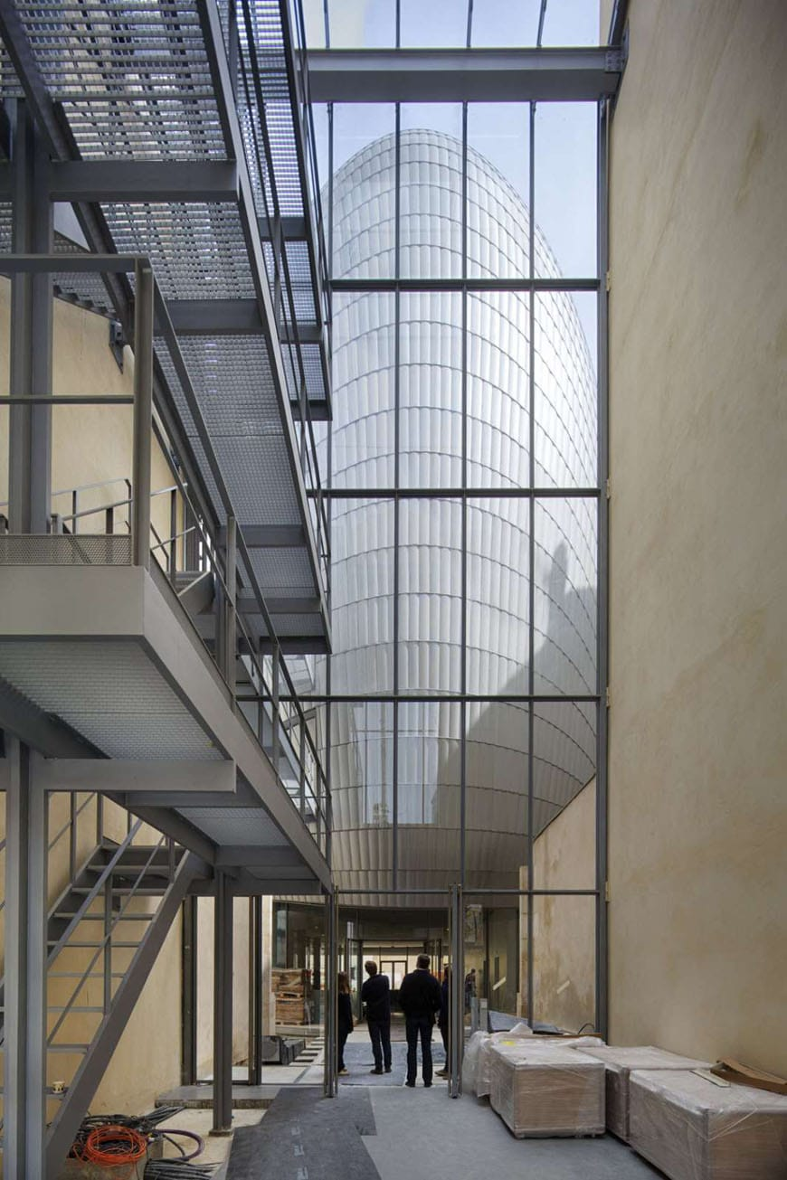 Fondation Jérôme Seydoux-Pathé Paris Renzo Piano 07