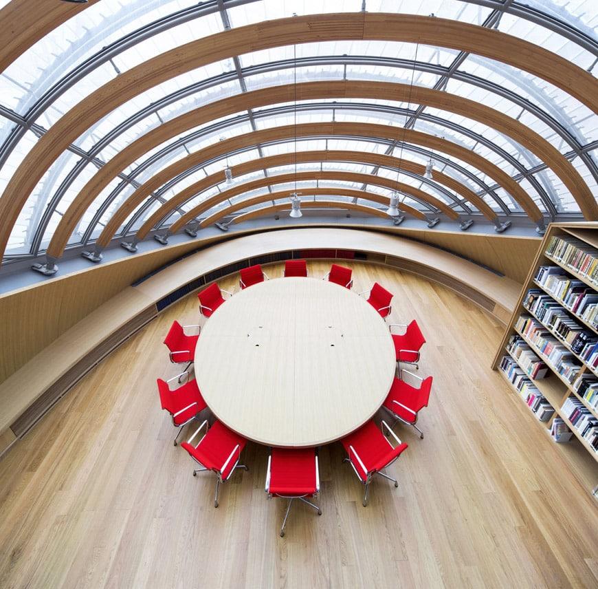 Fondation Jérôme Seydoux-Pathé Paris Renzo Piano 10