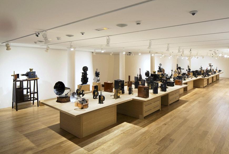 Fondation Jérôme Seydoux-Pathé Paris Renzo Piano permanent exhibition 1