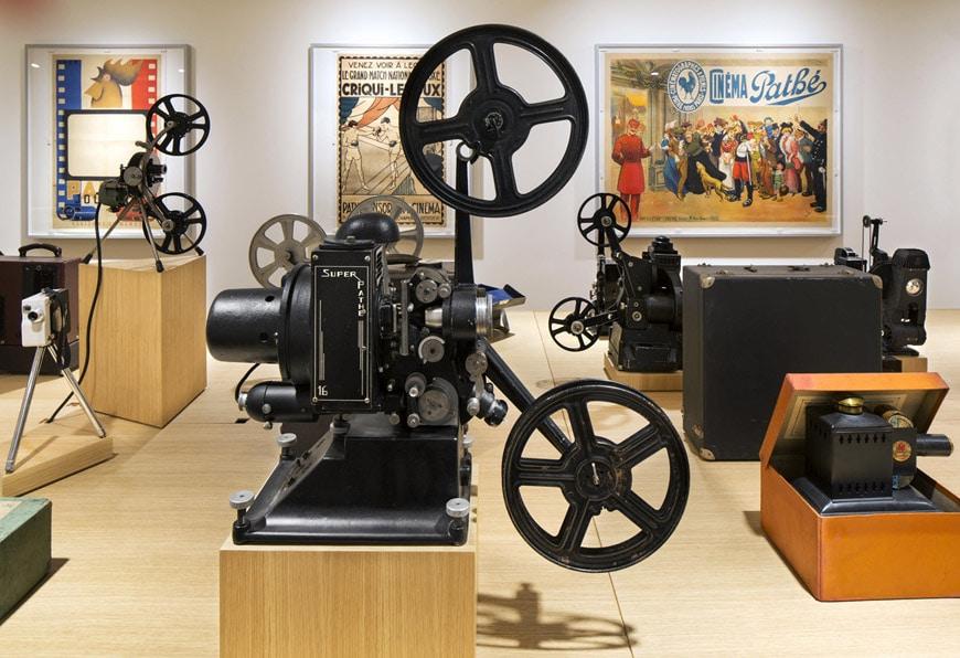 Fondation Jérôme Seydoux-Pathé Paris Renzo Piano permanent exhibition 3