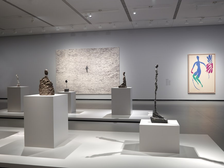 Fondation Louis Vuitton Paris Matthew Giacometti Matisse