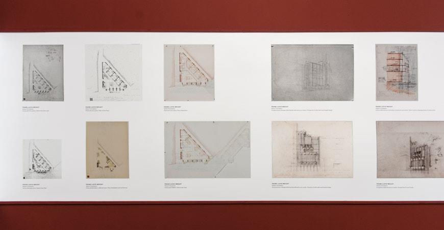 Frank-Lloyd-Wright-Masieri--installazione Biennale di Architettura di Venezia 2018