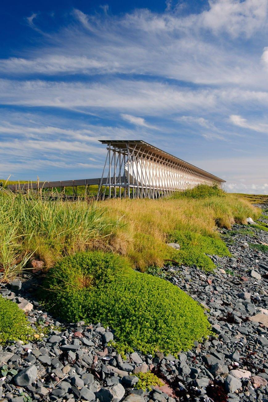 Steilneset Memorial Vardø Norway Peter Zumthor & Louise Bourgeois 01