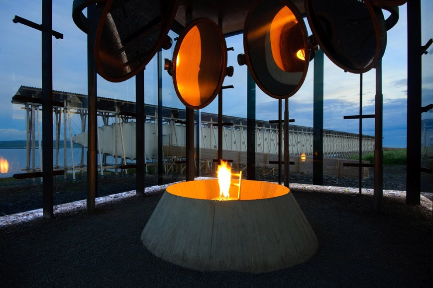 Steilneset Memorial Vardø Norway Peter Zumthor & Louise Bourgeois 19