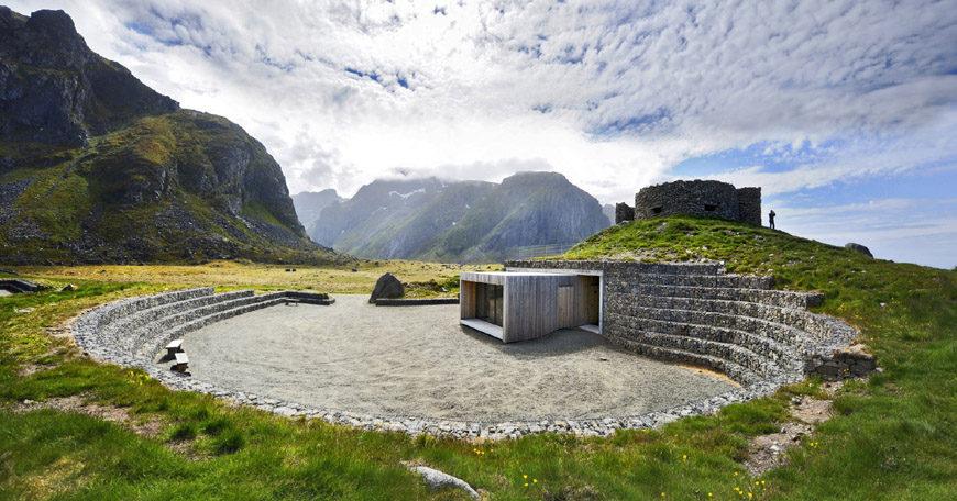 Eggum site Lofoten Norway Snøhetta 01