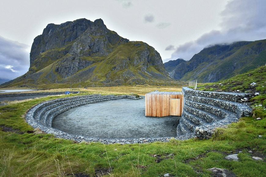 Eggum site Lofoten Norway Snøhetta 02