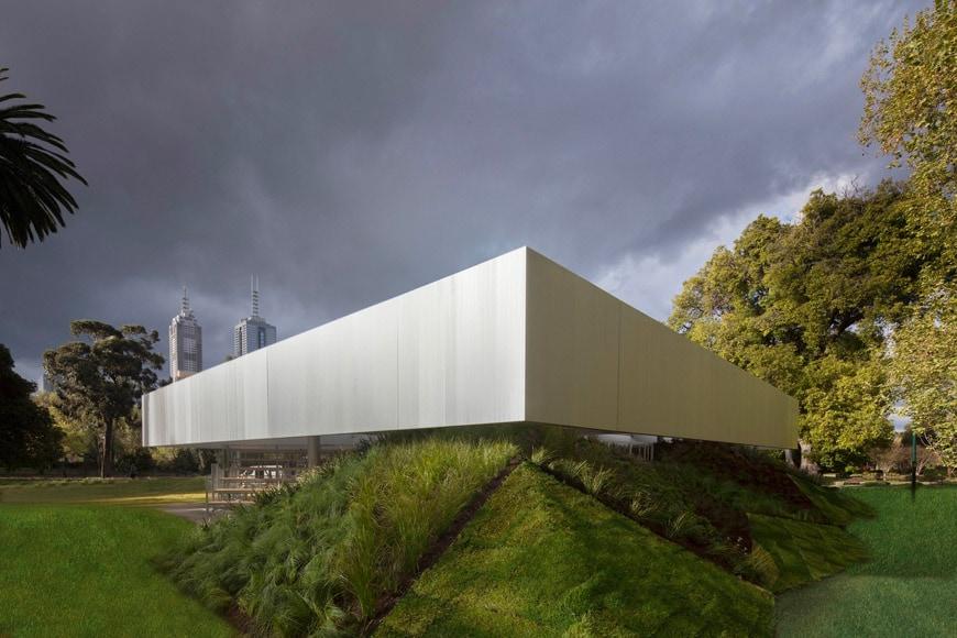 MPavilion 2017 Melbourne Rem Koolhaas OMA