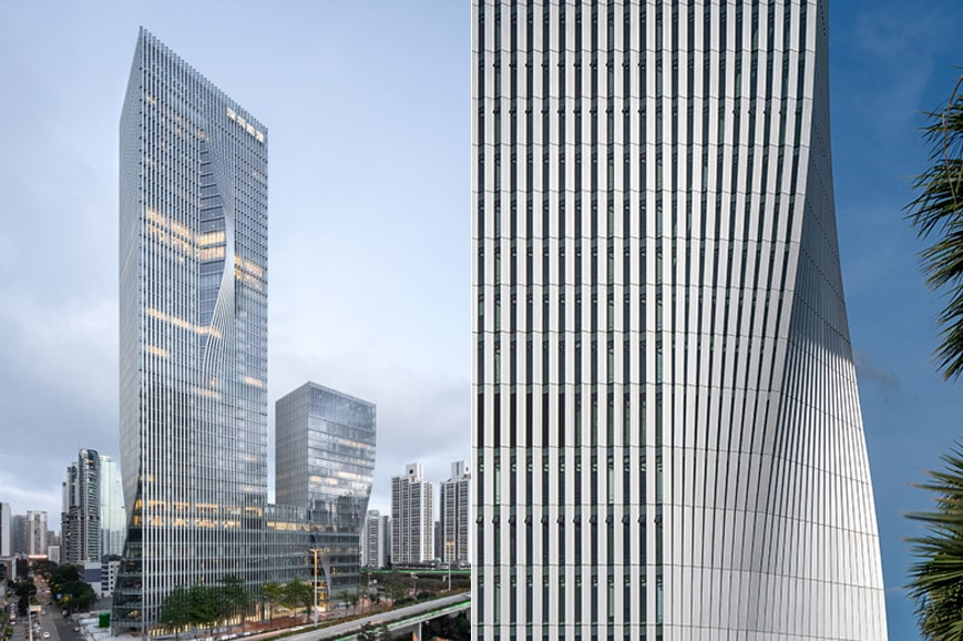 Big Creates Innovative Envelope For New High Rise Towers