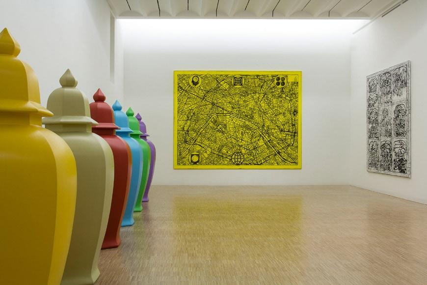 Lille Métropole Modern Art Museum contemporary art exhibition