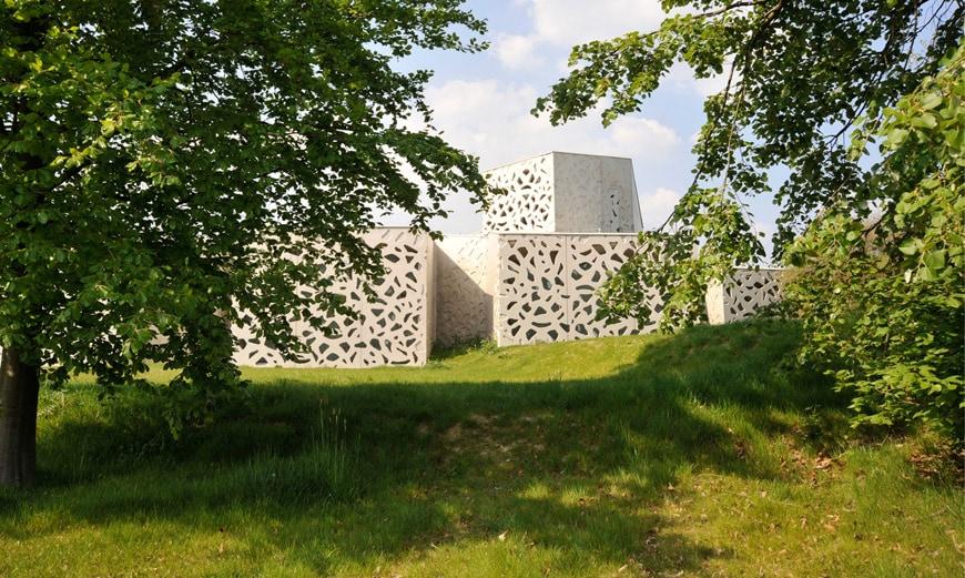 Lille Métropole Modern Art Museum expansion Manuelle Gautrand 04