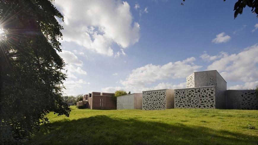 Lille Métropole Modern Art Museum expansion Manuelle Gautrand 05