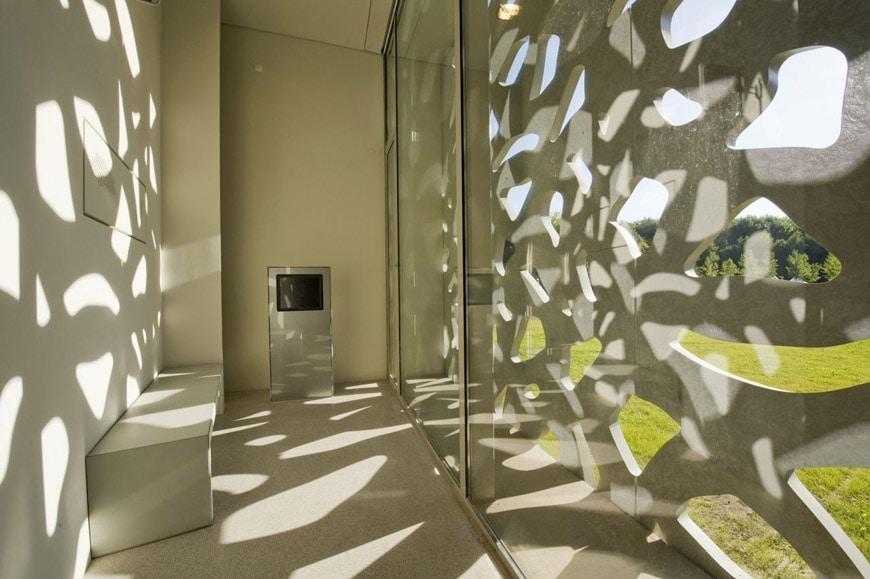Lille Métropole Modern Art Museum expansion Manuelle Gautrand interior 06