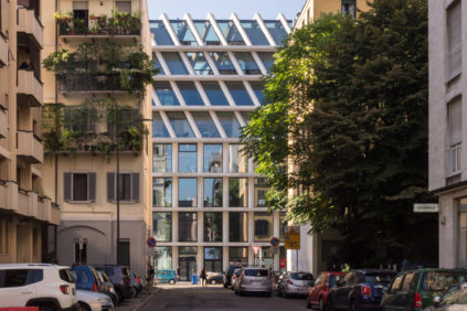 Feltrinelli Porta Volta building complex, Milan – Herzog & de Meuron