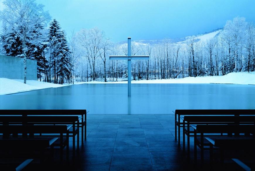 Tadao Ando Church on the Water