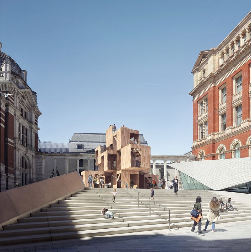 waugh-thistleton-multiply-render-courtyard-00-Victoria-&-Albert-LDF-2018