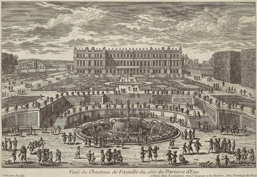 Adam-Perelle-Vue-du-Chateau-de-Versailles
