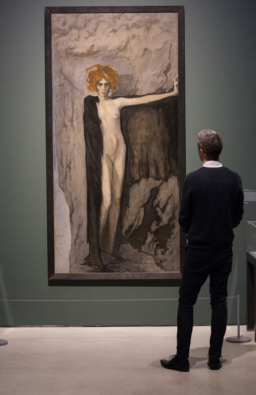 Modern Couples exhibition Barbican Art Gallery London Romaine Brooks