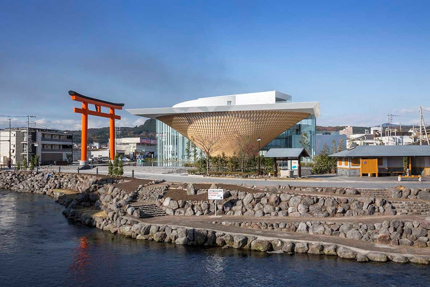 Mount Fuji World Heritage Center Shizuoka Shigeru Ban 02
