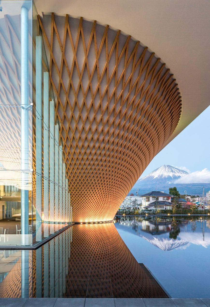 Mount Fuji World Heritage Center Shizuoka Shigeru Ban 11